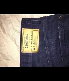 Dsquared slim fit jeans size 28 waist
