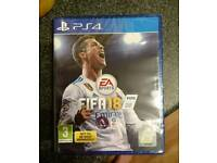 FIFA 18 PLUS CODES FOR ULTIMATE TEAM AND 3 LOAN PLAYERS (brand new sealed)