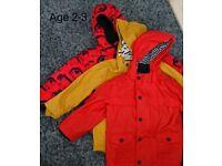 Boys 2 - 3 Clothes