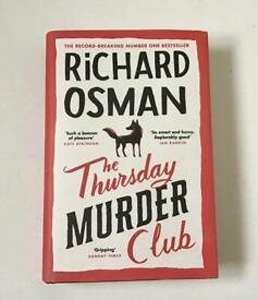 Richard Osman The Thursday Murder Club Book