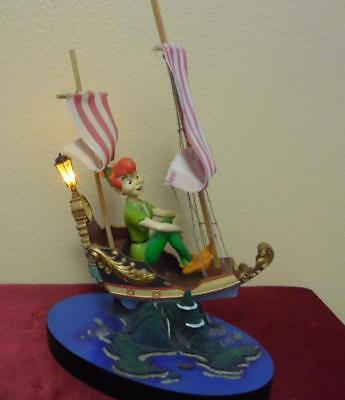 Disney Peter Pans flight Neverland medium Big fig statue