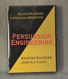 Richard Bandler & John La Valle : Persuasion Enginering