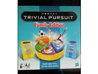 Trivial Pursuit Family Edition - used twice