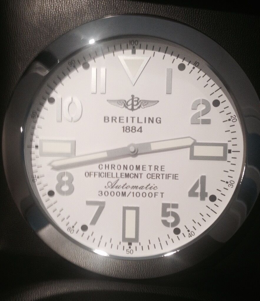 Breitling wall clock hublot rolex wall clock large size clocks breitling wall clock hublot rolex wall clock large size clocks amipublicfo Image collections