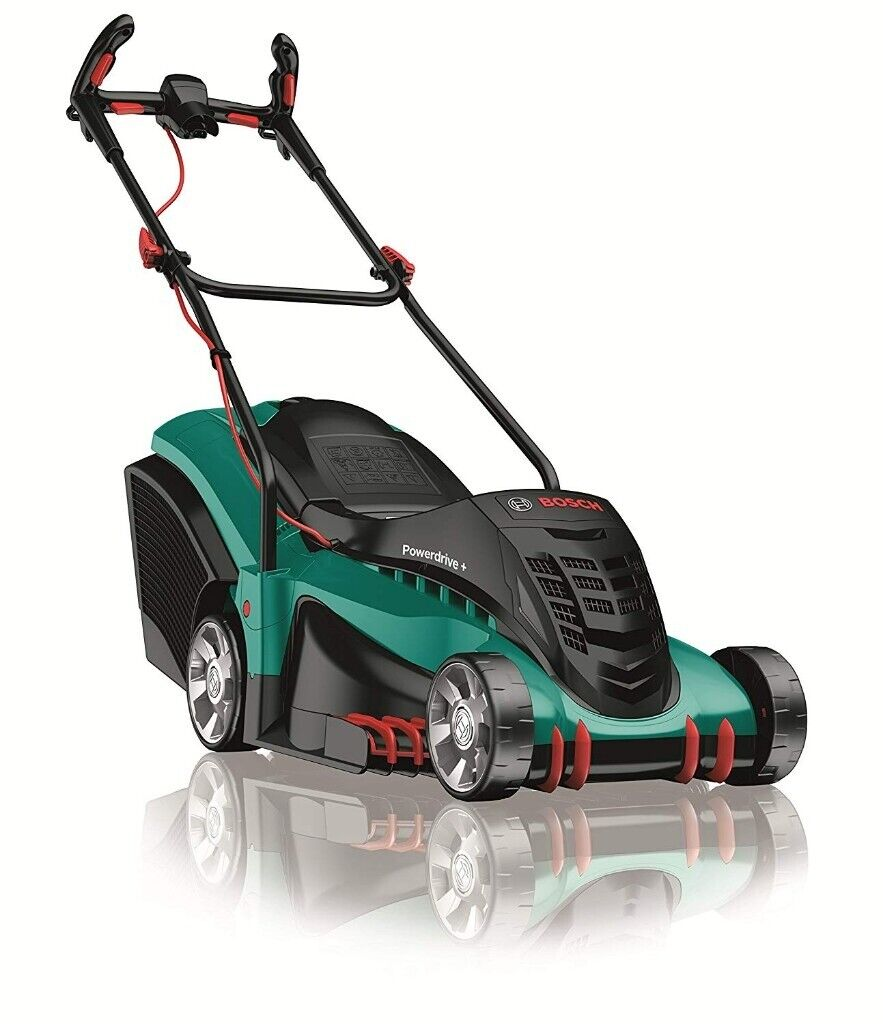 Bosch Rotak 43 Electric Rotary Lawnmower - (Which Best Buy Lawnmower) | in  Amersham, Buckinghamshire | Gumtree