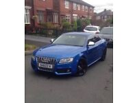 Audi S5 4.2 V8 Quattro **HPI CLEAR AUTO GEARBOX FULLY LOADED *** QUICK SALE not m3 m5 s3 Amg golf r