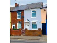 2 BEDROOM HOUSE ( FULLY REFURBISHED THROUGHOUT )