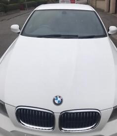 WHITE BMW 3 SERIES 318I SPORT PLUS EDITION - ONLY 38,000 MILES