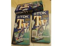 Blank VHS Tapes