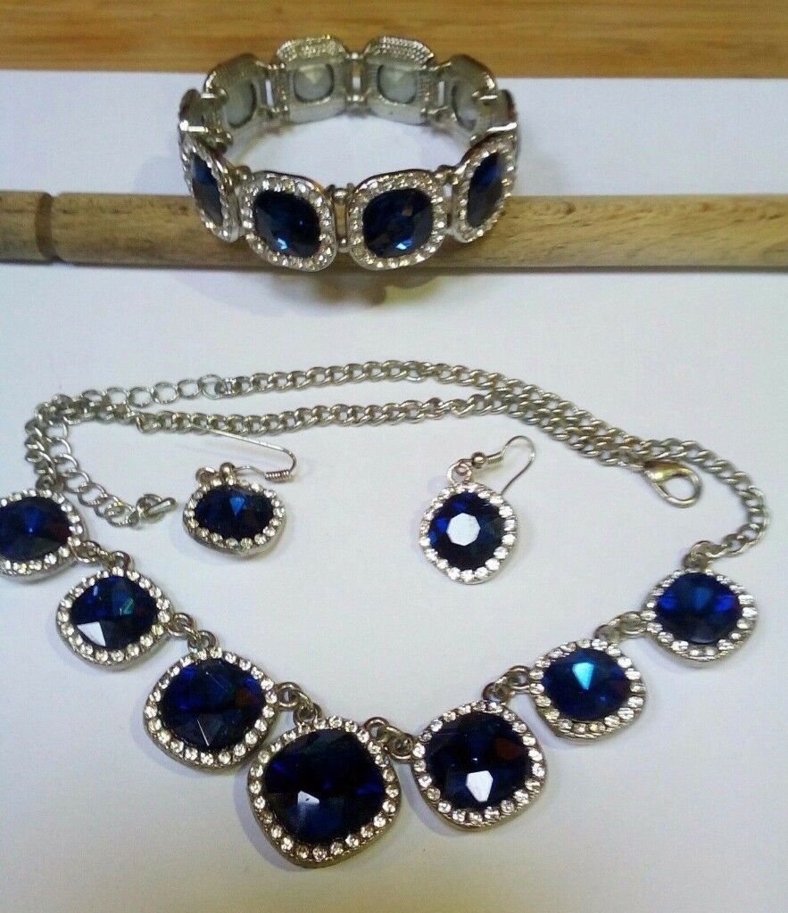 3 piece jewellery set