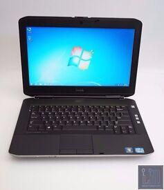 """Business Laptop Dell Latitude E5430 14"""" WEBCAM,DVDRW, Intel Core i5- 4GB 320GB HDD Win7"""