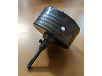 "125mm/5"" Diamond/Steel Core Drill Bit"