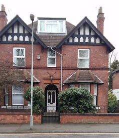 Spacious one bedroom part furnished flat West Park Wolverhampton