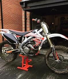 Crf450r 2007 £1800 ono