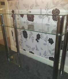 Console / Dressing table and TV stand