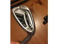 *Reduced* Ping i20 irons (5-UW)