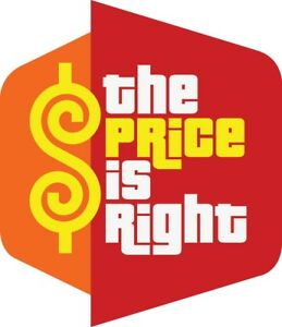 The Price is Right Tickets