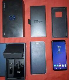 Samsung galaxy S9 - like new