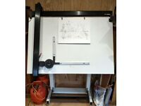 Large Drawing Board/Table