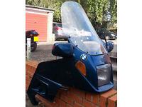 BMW K100 LT complete front fairing