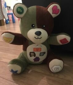 Tedi Cymraeg / Welsh speaking teddy