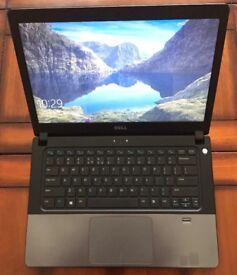 """Dell Vostro 5470 I3 1.7GHz 8GB Ram 500GB HDD 14"""" Win 10"""