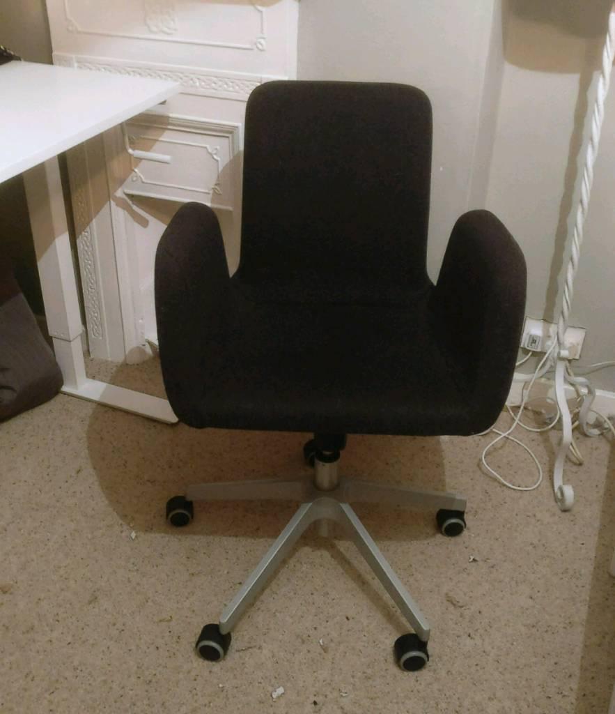 Amazing Ikea Patrik Office Swivel Desk Chair