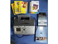 Lexmark P315 Portable Photo Printer - 10x15cm prints - LCD Screen - Card reader