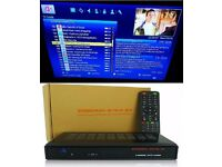 Zgemma Star S2 Dual Twin Tuner with 12 Months Gift openbox SkYBOx