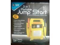 Jump start pack