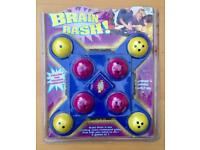 VINTAGE 1994 ELECTRONIC BRAIN BASH VOICE COMMAND MEMORY GAME WITH MANUAL