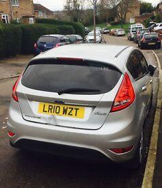 Ford Fiesta Titanium Petrol