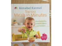 Annabel Karmel Top 100 Meals in Minutes Book