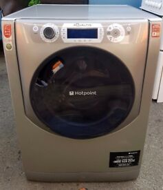 Hotpoint Aqualtis 11kg washing machine - FREE DELIVERY
