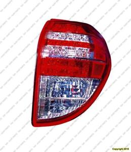 Tail Lamp Passenger Side Japan Built High Quality Toyota Rav4 2009-2012