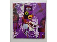 Tesco Halloween Tablecover 120cm. x 180cm.