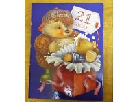 20 X Photo Albums By Hallmark - Country Companions 21st Birthday Albums