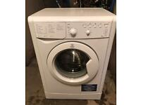 A Class INDESIT IWB5113 Free Standing Washing Machine Good Condition & Fully Working Order