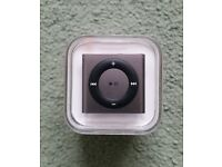 Apple 2 GB iPod Shuffle - Silver, new, sealed