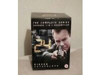 24 The Complete series: seasons 1-8 + Redemption