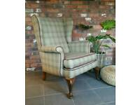 Wingback Parker Knoll - Immaculate condition