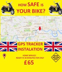 GPS TRACKER INSTALLATION! HOME SERVICE READY IN 20-3O MINUTES!