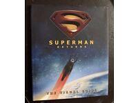 Superman Returns - The Visual Guide hardback book