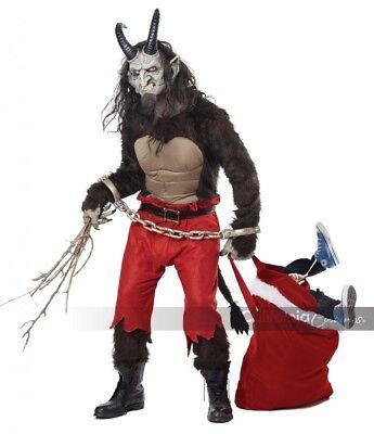 California Costumes Krampus The Christmas Demon Adult Mens Xmas Costume 01597 - Krampus The Christmas Demon