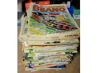 Job Lot of Beano Comics (1993-2002) 230 + Comics