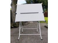 Stratton Drawing Stand - Architect Table