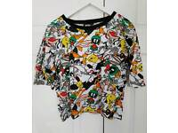 Looney Tunes women's girls' top size 12