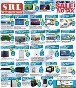 PRE-BOXING DAY *** HUGE BLOWOUT SALE ON TVs &  APPLIANCES ***