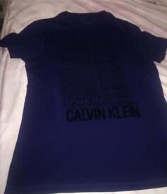 Calvin klien tshirt Size s Men's