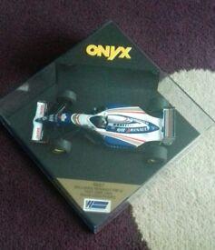 1:24 Onyx Heritage Racing Car - 5027 David Coulthard